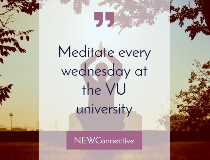 flyer meditate
