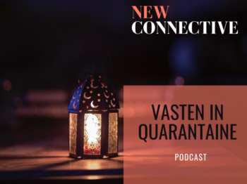 vasten in quarantaine podcast website