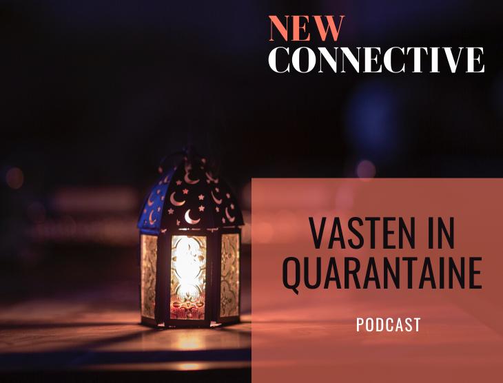 vasten in quarantaine podcast website