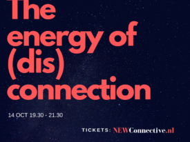 the energy of (dis) connection _fb