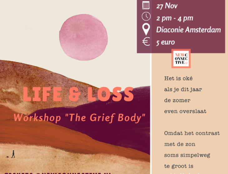 LIFE &LOSS workshop the grief body
